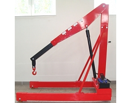 MOBILE CRANE FOR WORKSHOPS